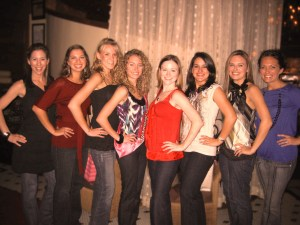 Megan's Bachelorette Party