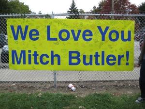 Thinking of Mitchy