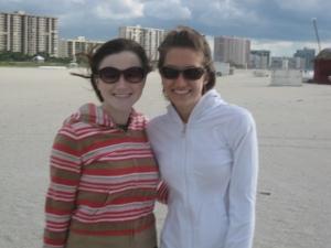Fun in the sun, sand, and wind!