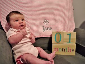 One month old!!